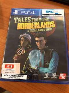 Ps4 tales from the borderlands r3