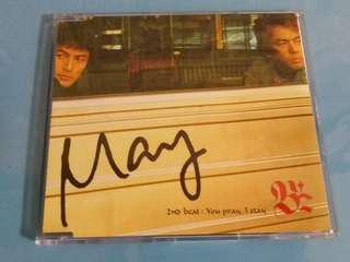 日本樂隊 B'z  MAY 日版CDS