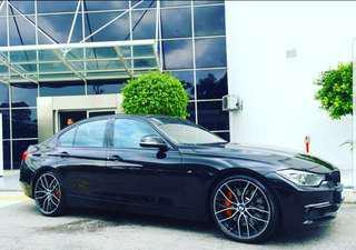 BMW 328i M SPORT 2013