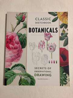 Classic Sketchbook BOTANICALS