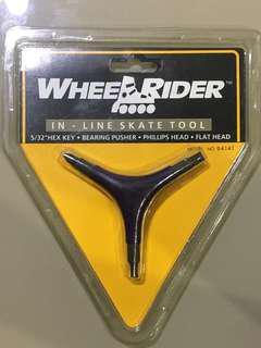 Wheelrider Inline Skate Tool