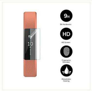 Fitbit Alta HR Premium Screen Protector HD Clear 1 piece