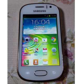 🚚 三星Samsung S6810P GALAXY Fame 3.5吋智慧型手機,500萬畫素主相機,功能正常,只賣900元