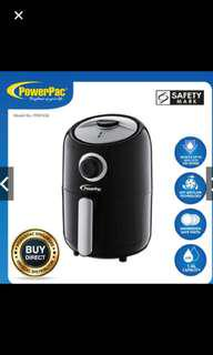 🚚 Power Pac air fryer