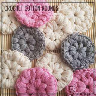 Reusable Crochet Cotton Rounds