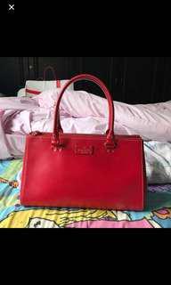 *REPRICED* Kate Spade Red Handbag