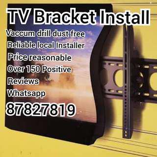 tv bracket installation tv bracket installation