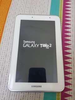 Samsung Galaxy Tab 2. Wifi only