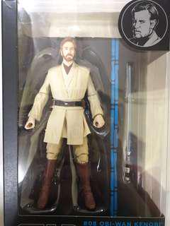 HASBRO STAR WARS THE BLACK SERIES OBI WAN KENOBI