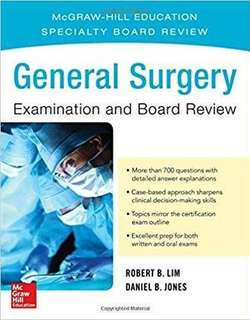 General Surgery Board Review