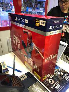 ps4 spider-man game only