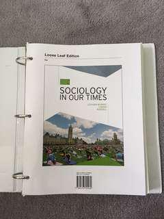 Sociology In Our Times 7th Canadian Edition