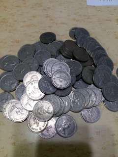 早期 香港 英女皇 壹元 一元 200個