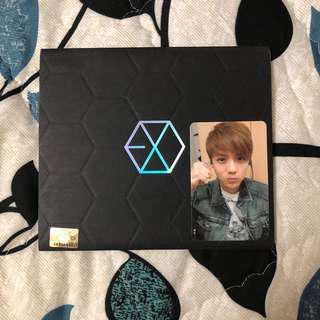 EXO MAMA (Korean ver) + Luhan photocard