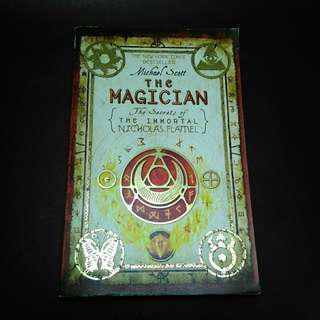 the magician - Michael scott