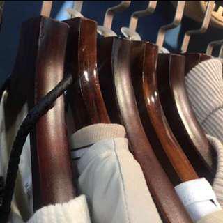 🈹高級木衣架