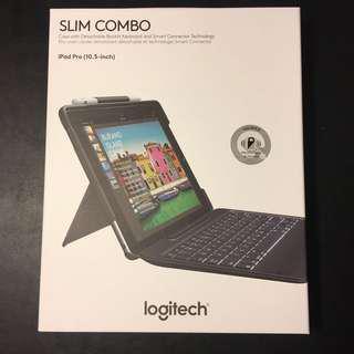 Logitech Slim Combo keyboard for IPad Pro