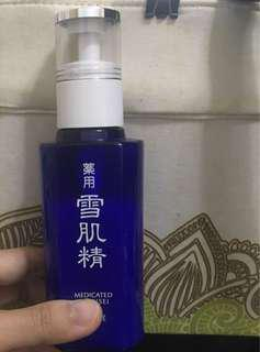 Kose sekkisei medicated emulsion