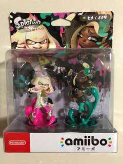 Amiibo - Marina and Pearl Dual Pack