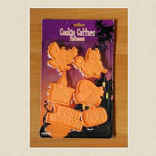 Halloween Cookie Cutters (A款)