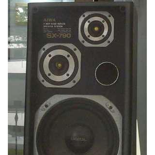 Aiwa Speakers SX-790