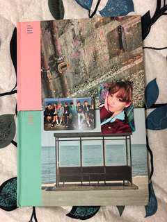 BTS YNWA + Jungkook/Group photocard