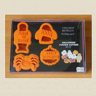 Halloween Cookie Cutters (B款)