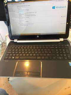 HP Laptop,i7,4gb ,500gb