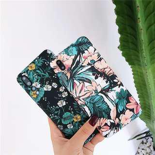 Huawei P20 lite and Nova3e floral phone cases