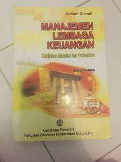 Manajemen lembaga keuangan edisi 5