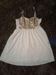 H&M Mini Party dress (new)