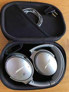 Bose QC35 - QuietComfort Wireless Noise Cancelling Headphone
