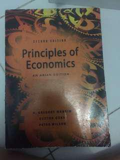 Principles of economics an asian edition second adition by n. Gregory mankiw, euston quah, peter wilson