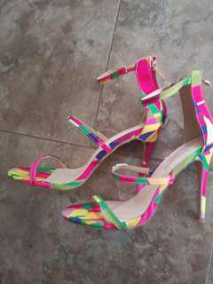 Colorful Stilettos