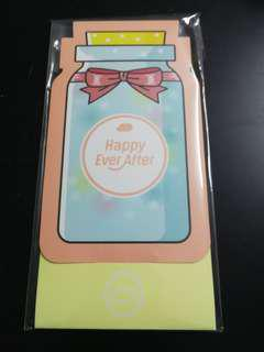 BTS 4th muster happy ever after cloud card sealed