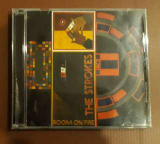 CD The Strokes -Room On Fire (USA)