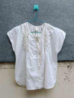 Preloved blouse la bicoal
