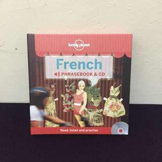 French Phrasebook & CD (Kamus Bahasa Perancis sehari-hari) French-English
