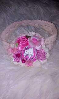 Bandana HK pink