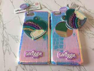 Smiggle phone case for iPhone 6 / 6s atau iPhone 7