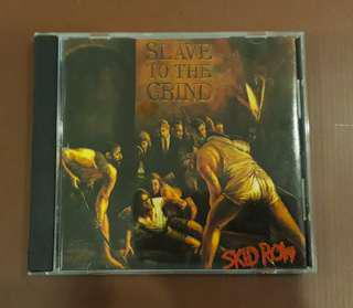 CD Skid Row - Slaves to the Grind (Original 1991 Early Press)