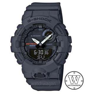 🚚 Casio G-Shock Bluetooth Step Tracker GBA-800-8A