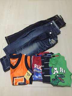 Giveaway: Boy clothes 3-4Y