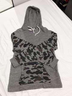Surplus Gray & Camo Jacket