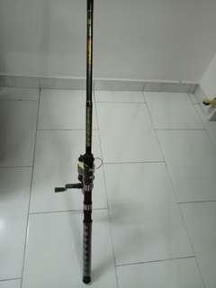 Pioneer supreme Rod+surecatch  440