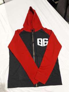 Surplus Dark Gray & Red Jacket