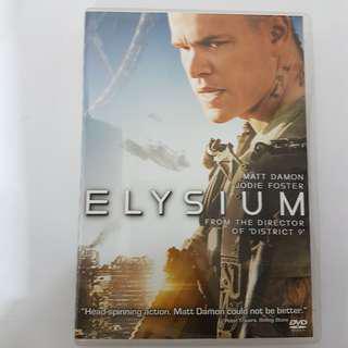 DVD Elysium 極樂世界