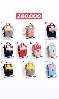 Anello baby backpack diaper bag