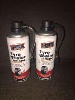 Brand new tire sealer inflator
