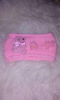 Gratis bandana pink